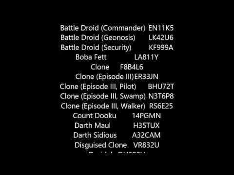 Lego Star Wars Cheat Codes Ps3 Easysitexs